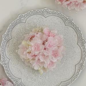 ● 桜コサージュ!