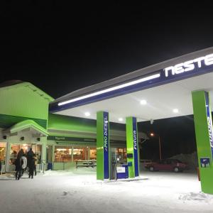 2020.1 フィンランド オーロラツアー⑤