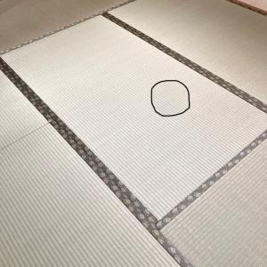 東大阪市若江東町のお客様 熊本産麻綿織畳表