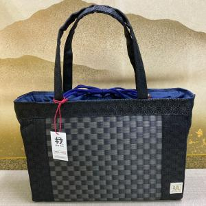 フルオーダーメイドの新作タタミトートバッグ。