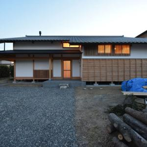 静岡の石場建て12 完成見学会