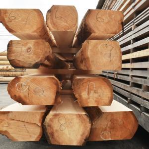 豊田の石場建て2 木