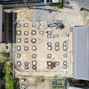 豊田の石場建て6 構造見学会と竹小舞ワークショップのご案内