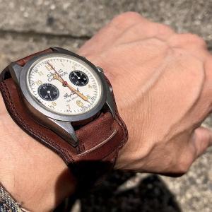 お気に入りの時計。