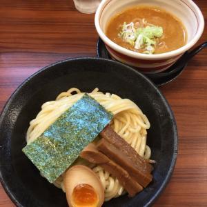 つけ麺きらり【海老つけ麺】@京都 伏見中書島 1.9.19
