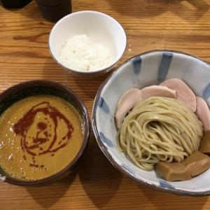麺屋 さん田【カレーつけ麺】@京都 京都イオン裏 1.10.3