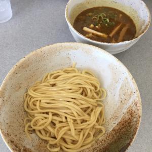 白頭鷲【カレーつけ麺】@滋賀 守山 2.6.23
