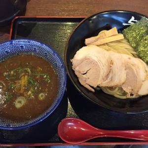 ラーメン与七【魚介とんこつつけ麺】@滋賀 堅田 1.7.