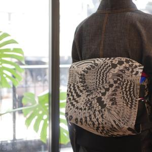 ◆新作fabric帯コーデ◆