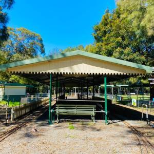 可愛い鉄道公園