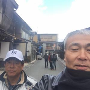 高山の京屋まで飛騨牛を食べに!