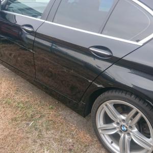 BMW鈑金塗装