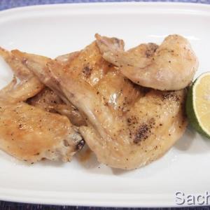 スパイスアンバサダー|鶏手羽のピリッと刺激的ブラックペパー風味