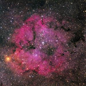ケフェウス座のIC1396