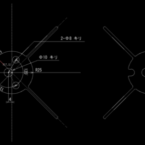 ε-130Dスパイダーマスク製作