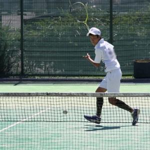 新人ソフトテニス大会西部地区予選
