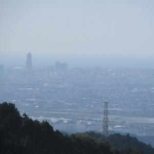 小國神社から遠州本宮山