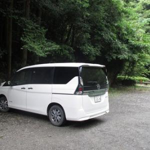 滝沢キャンプ場から旧浜松市最高地点(滝沢展望台)