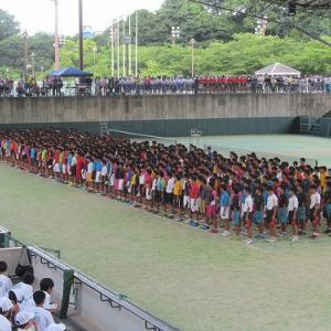 浜松地区中体連夏季大会個人戦