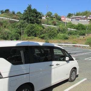 竜ヶ岩洞駐車場から富幕山、復路は奥山線廃線跡ウォーク