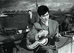 無国籍映画「ギターを持った渡り鳥」(1959)