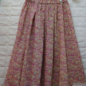 【オーダー品】リボン柄のスカート♡