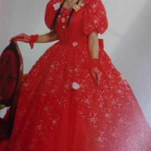 私のウェディングドレス♡