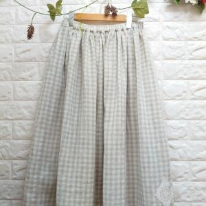 【新作】ふわふわガーゼのスカート♡