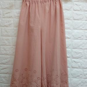 【新作】スカラップのペチバンツ&スカート♡