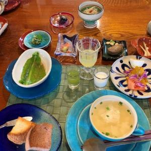 沖縄第一ホテル 贅沢な薬膳朝食