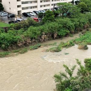 初の「顕著な大雨に関する情報」発表