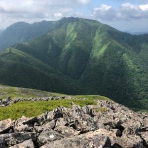 石狩岳、ニペソツ山登ってきました