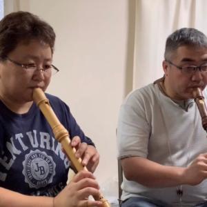 【動画紹介】テレマンのカノンソナタ第3番