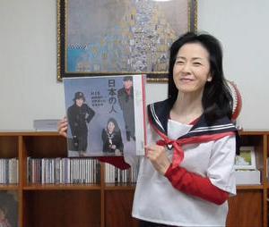 【芸能】坂本冬美53歳のセーラー服姿、今弾けまくる胸の内