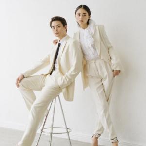 【芸能】#瀬戸康史と#山本美月が入籍! 「お互いに失いたくない、大切な存在」白の2S写真も