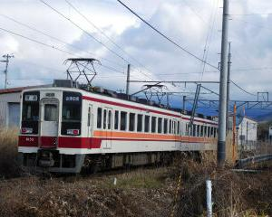 東武6050系 会津田島駅の昼と夜