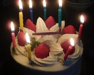 今夜の甘い物 太郎庵 ケーキ