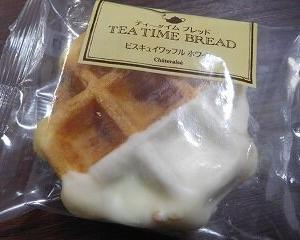 今夜の甘い物 シャトレーゼ ティータイムブレッド
