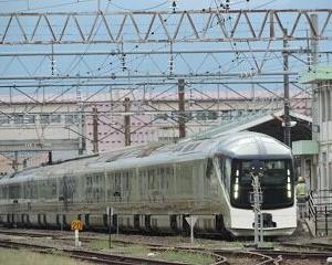 今日の会津若松駅 トランスイート四季島・E721系・キハE120系・GV-E400系