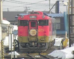 懐かしいかな キハ48ふるさと 酒樽列車