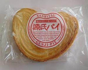 今日の甘い物 サンリツ 源氏パイ