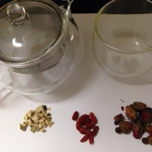 漢方茶ブレンドを始めた理由
