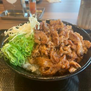 カルビ丼とスン豆腐韓丼 東広島店