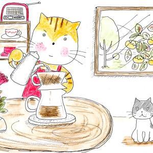 秋の日も のらねこカフェだよ! 野良ねこ太 3
