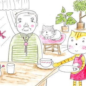 秋の日も のらねこカフェだよ! 野良ねこ太 5