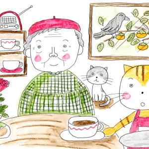 秋の日も のらねこカフェだよ! 野良ねこ太 12