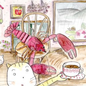 6月の のらねこカフェだよ! のら ねこ太 12