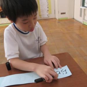 小学部 運動会の準備