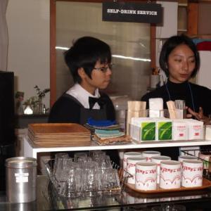水戸芸術館ワークショップカフェ