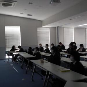 中学部1年生 校外学習 ~水戸市清掃工場~
